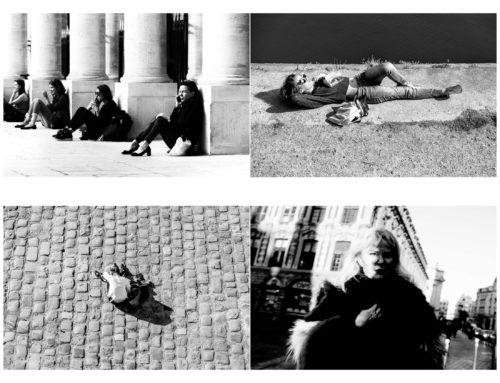 Revue de portfolio, avant et après.